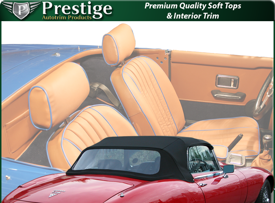Prestige Autotrim Products Ltd - Convertible Tops, Soft Tops, Car Hoods, Interior trim