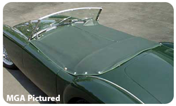 Mg Midget Cover 114
