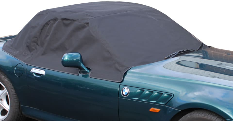 Bmw Z3 Car Hood Soft Top Cover Half Cover Protection 1996