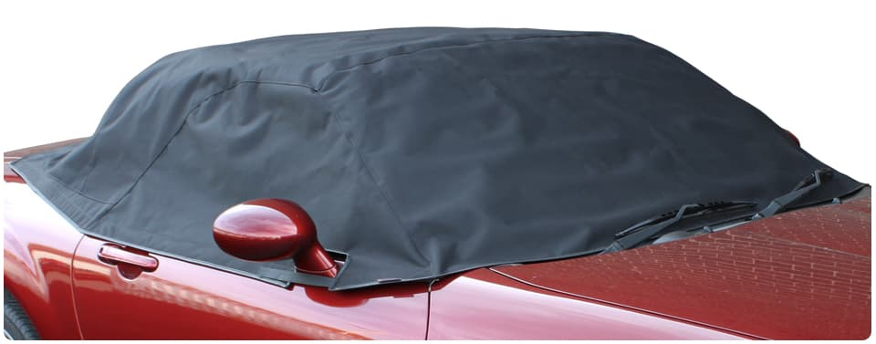 Half Car Cover