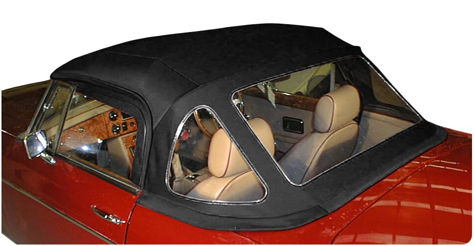 mgb convertible top instructions