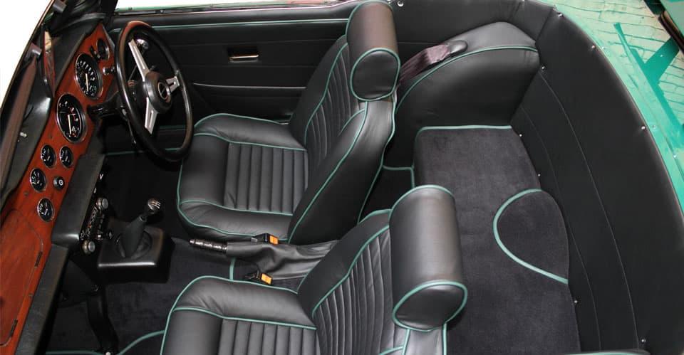 Tr6 Carpet Set Seat Covers Trim Panels Interior Trim