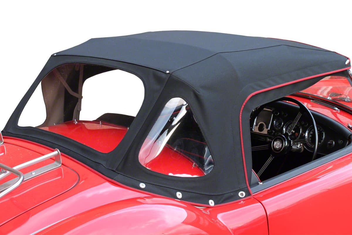 Prestige Autotrim Products Ltd - MGA Car Hoods, Soft Tops, Convertible Tops