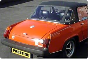 MG Midget - Prestige Autotrim Productsa Ltd