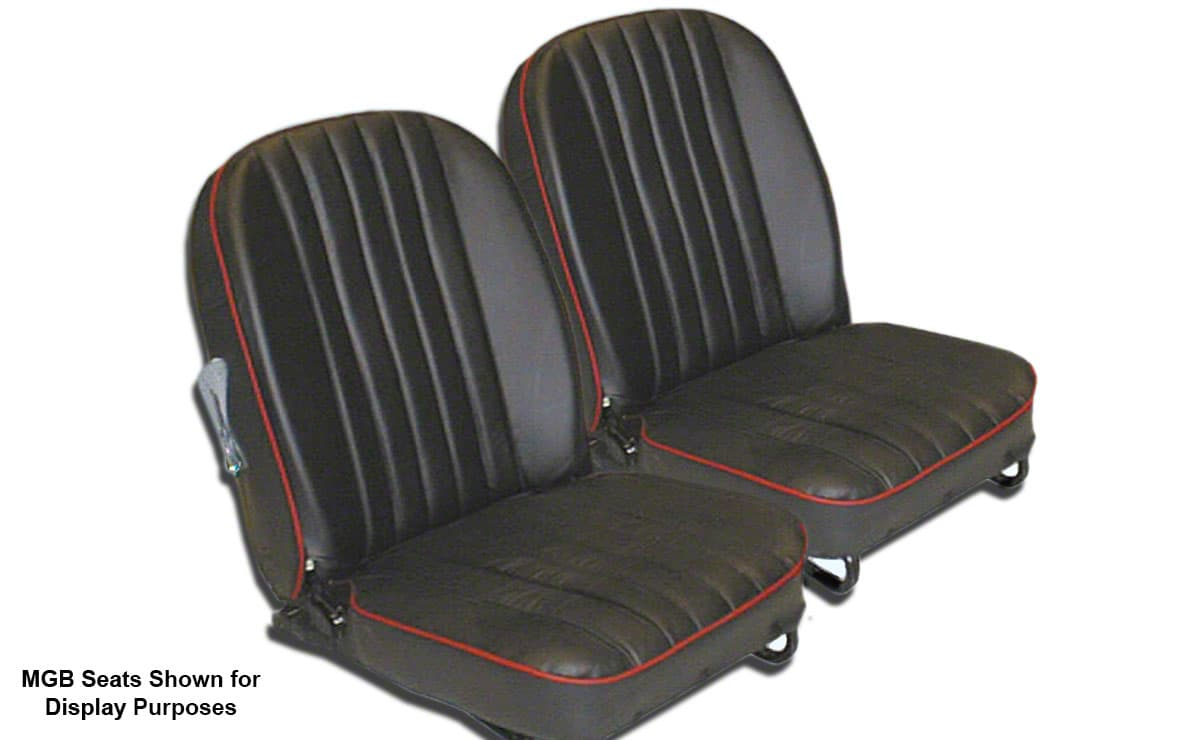 Mg Midget Seat Covers Enhanced Oe Range Prestige