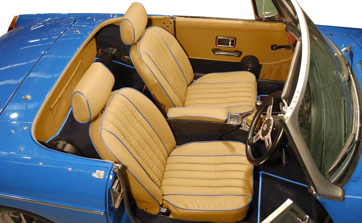 mgb roadster premium bespoke interior trim packages 1970 1980 prestige autotrim products ltd. Black Bedroom Furniture Sets. Home Design Ideas