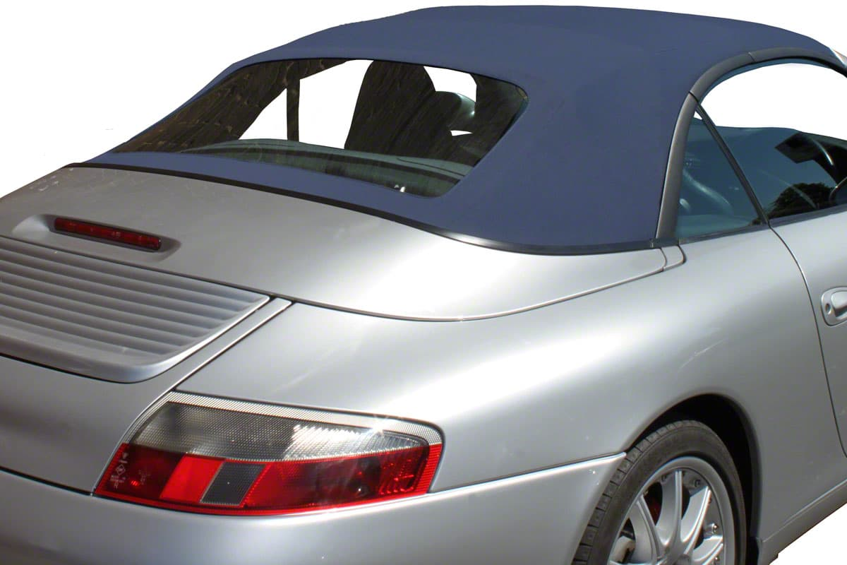 Prestige Autotrim Products Ltd - Porsche 911 996 Convertible Tops, Soft Tops