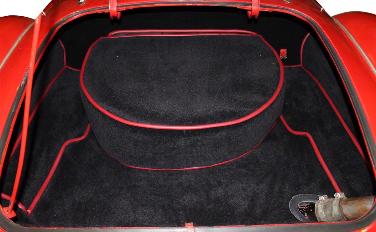 MGA Coupe Standard Trunk Carpet Sets 1955-1962 - Prestige